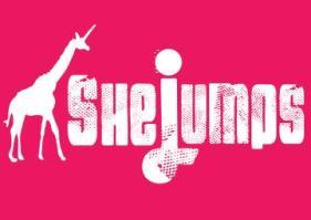 givingshe jumps