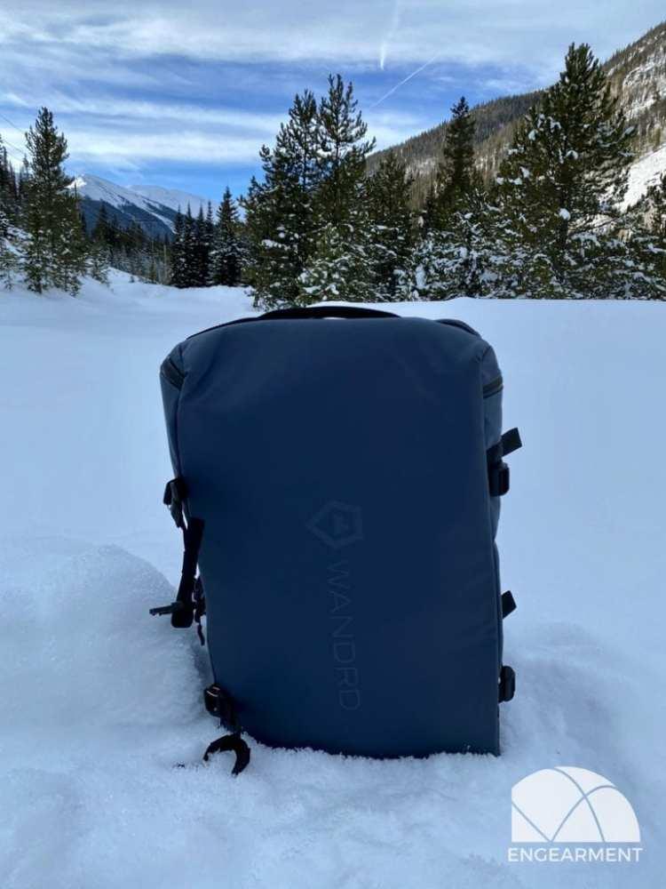 WANDRD HEXAD Access 45L Duffle Bag Engearment.com