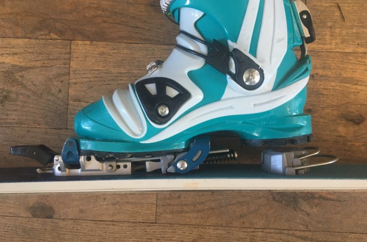 22 Designs Lynx Telemark Bindings