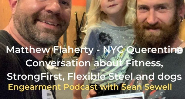 Engearment Podcast with Sean Sewell and Matthew Flaherty