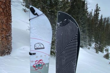 Black Diamond GlideLite Splitboard Skins Review_
