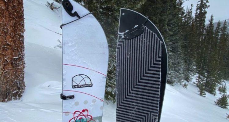 Black Diamond GlideLite Splitboard Skins Review_