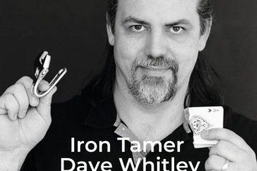 Iron Tamer Dave Whitley