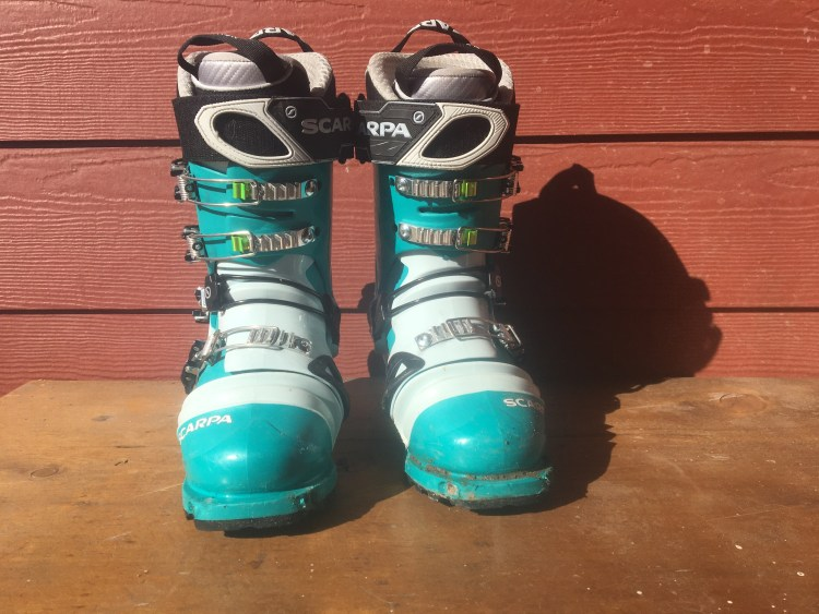 Scarpa Womens TX Pro Telemark NTN Boots review