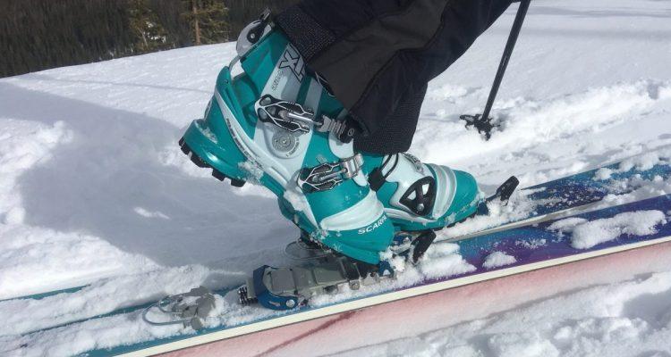 Scarpa Womens TX Pro Telemark NTN Boots bottom
