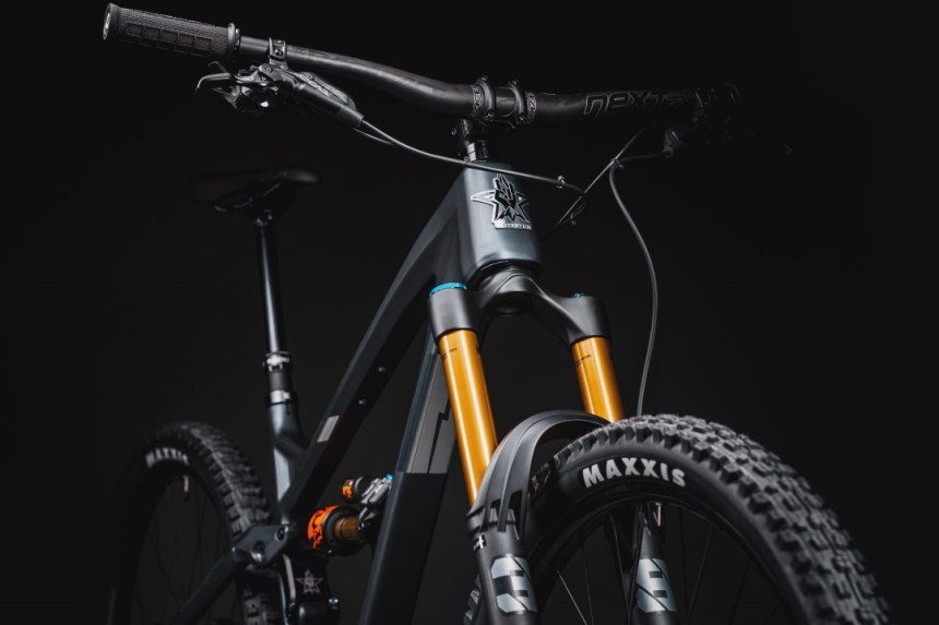 Guerrilla Gravity releases Gnarvana, the trail bike that knows no limits 4