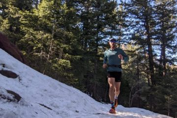 Hoka One One Speedgoat 4 running shoe Review