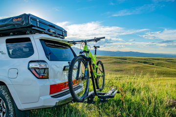 Titus Adventure Company Unveils Rental Programs for Mountain Bikers 2