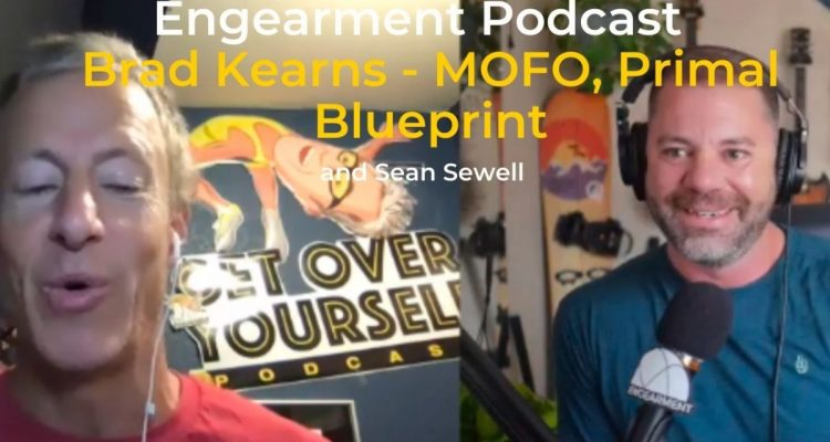 Brad Kearns of Primal Blueprint, MOFO and NY Times Best Selling Author on Health and Fitness