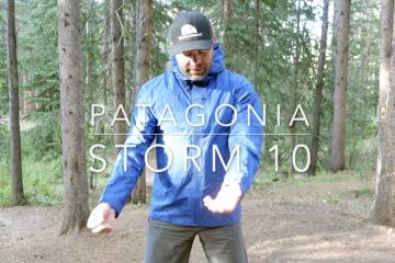 Patagonia Storm 10