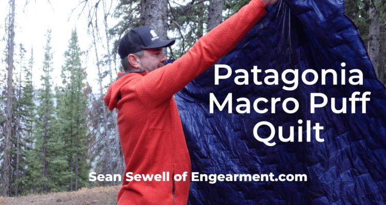 Patagonia Macro Puff Quilt