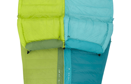 Sea to Summit Ascent and Altitude Sleeping Bag