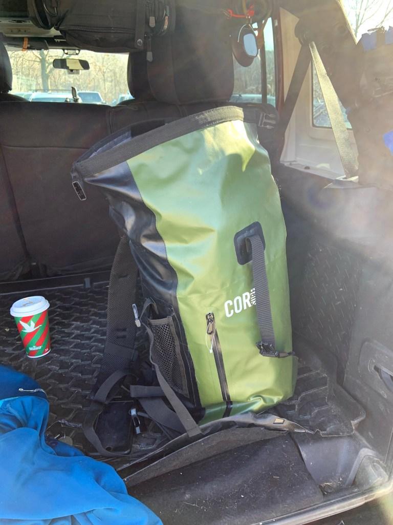 COR Surf 40L Waterproof backpack