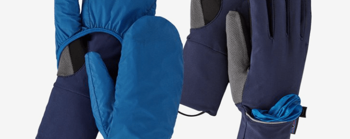 Patagonia Peak Mission Gloves.