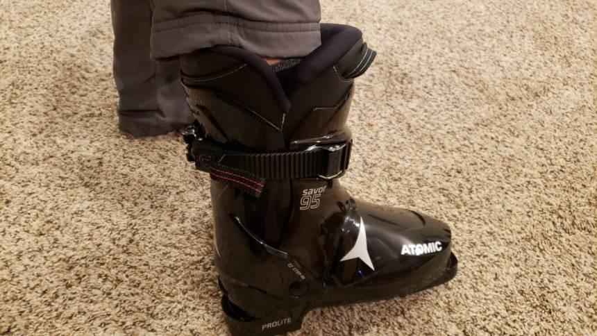 Atomic 95 Savor Ski Boot