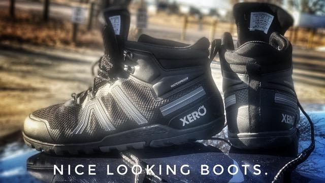 Xero Xcursion Fusion Boot Engearment