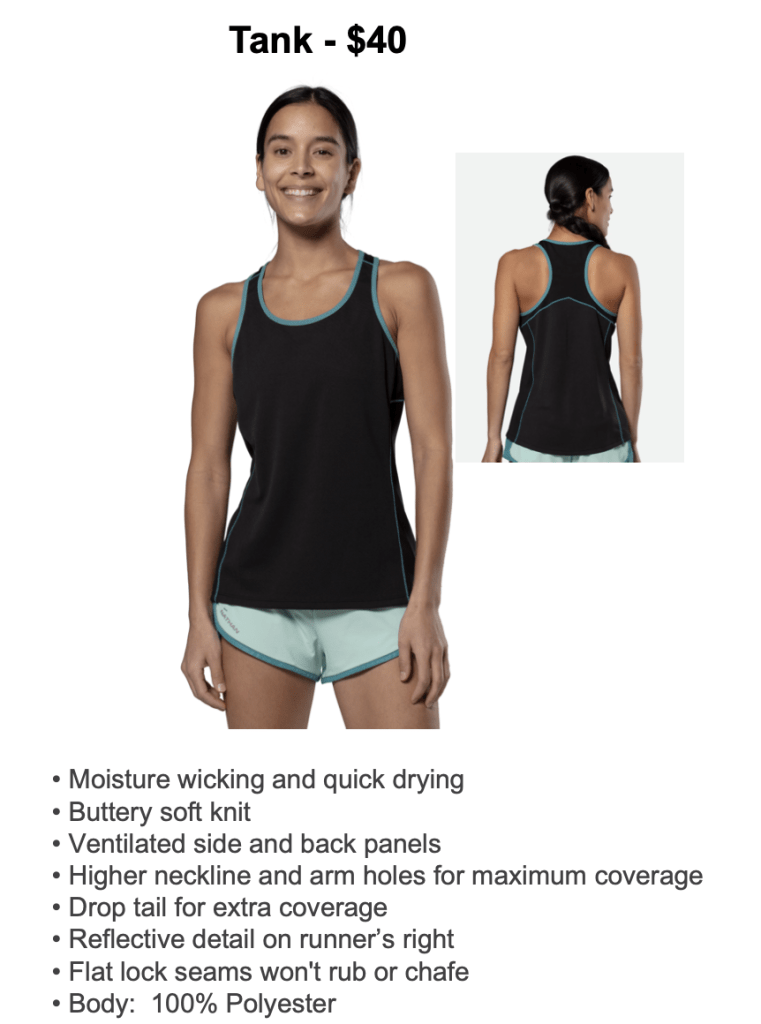 Nathan Apparel - New for 2021 Mens and Women's Running and Fitness Apparel 2