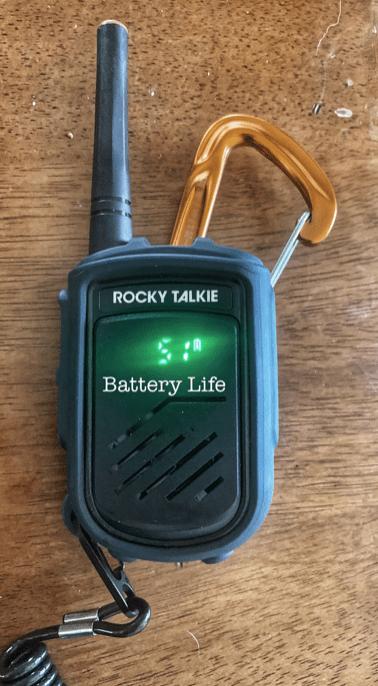 Rocky Talkie