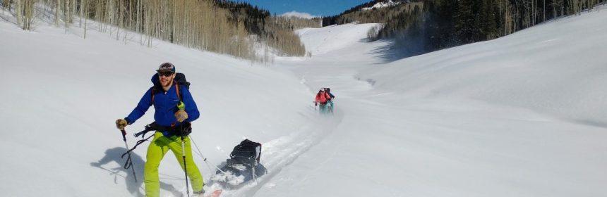 Snowclipper Pulk Engearment