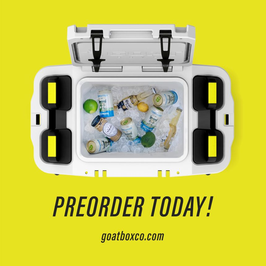 GOAT BOX CO HUB 50 available for pre-order 4