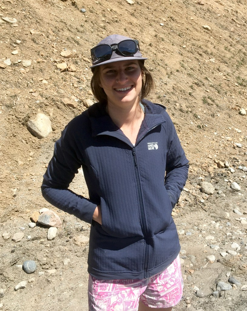 Mountain Hardwear Women's Keele Ascent Hoody