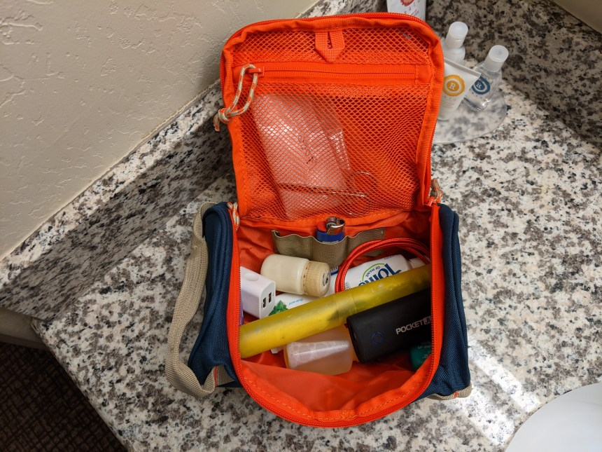 Outdoor Products Tag-a-long Dopp Kit
