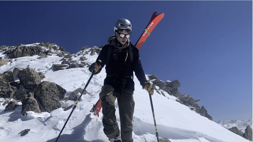 La Sportiva Avok Hoody - High in the alpine, the Avok deals with everything thrown at it.