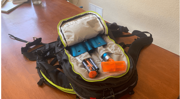 BCA Float 32 Airbag Pack - Great Touring Daypack 3