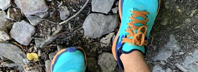 Hoka Zinal - Lightweight and Comfortable Trail Shoes 1