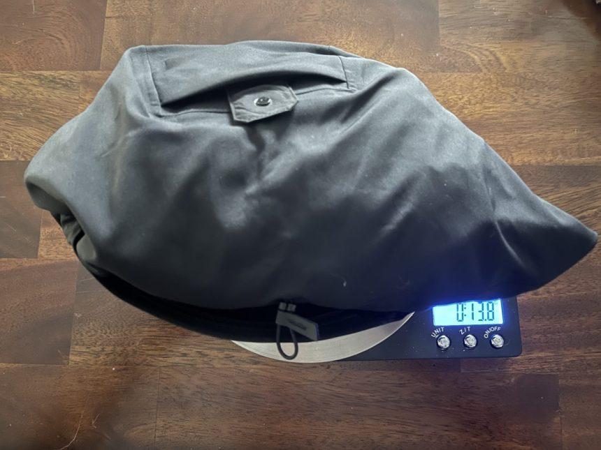 Arc'teryx Trino SL weight 13.8 ounces Engearment