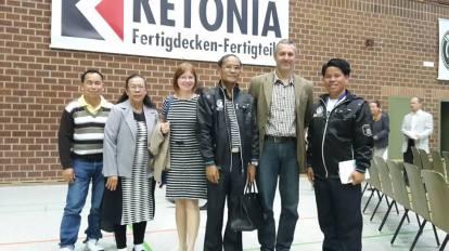 Besuch bei Ketonia in Weiden