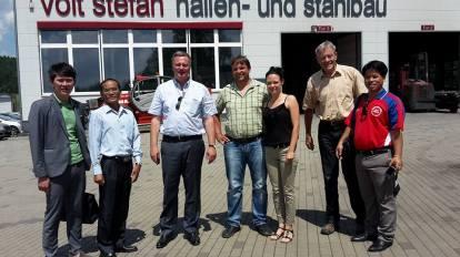 Besuch bei Voit Stefan in Waidhaus