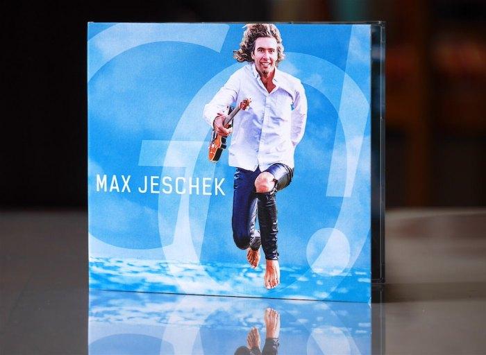 Max Jescheck, CD-Design, Digipac,