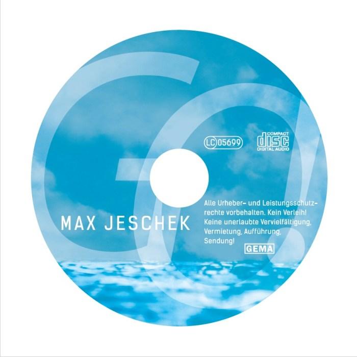Max Jeschek, GO!, CD, 2016