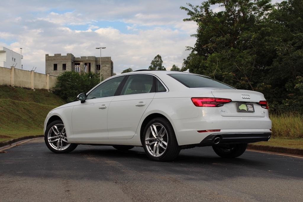 Audi A4 2017 2