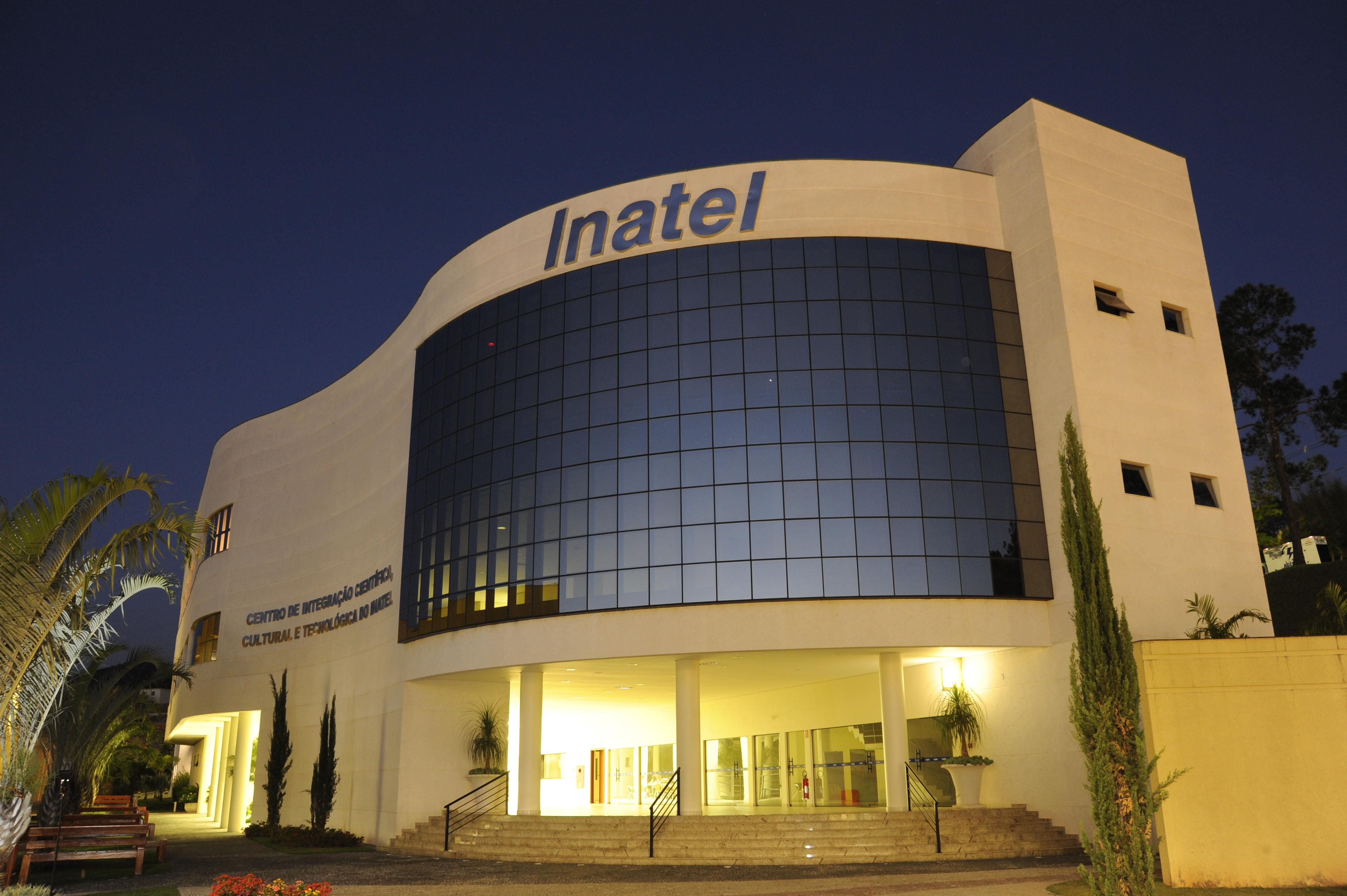 Campus Inatel - onde parte do 5G está sendo desenvolvido
