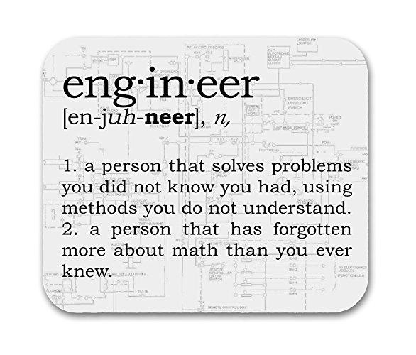coisas que só engenheiros ou estudantes de engenharia sabem