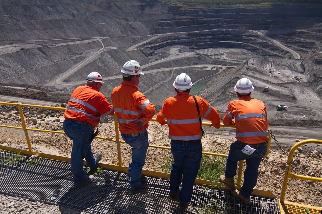 engenharia de minas
