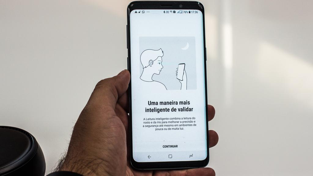 como a Samsung DeX e o Galaxy S9 mudaram completamente o dia a dia de um engenheiro