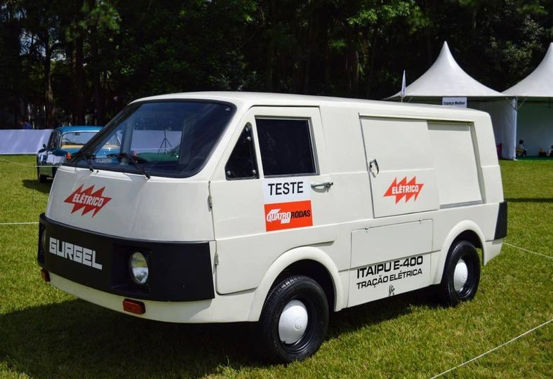 Gurgel Itaipu E-400 1980