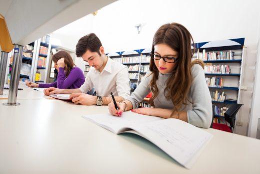 grupos de estudo biblioteca