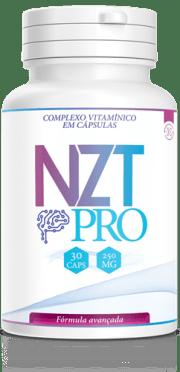 Nzt Pro - vitamina para estudar melhor