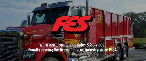Fire Equipment Services | Financial & B2B Services Web Design Greenville SC