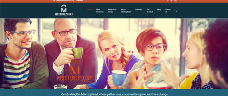 Meeting Point | Nonprofits Web Design Greenville SC