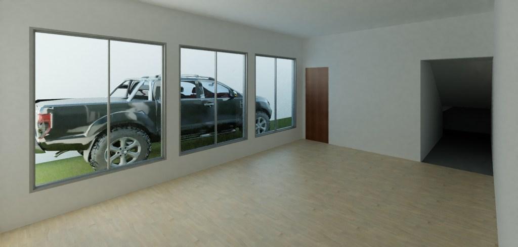Sala da Calandra - Projeto de edificações - Reforma