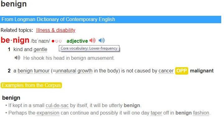 Longman dictionary of contemporary englisht