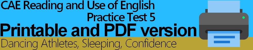 Pdf test english vocabulary