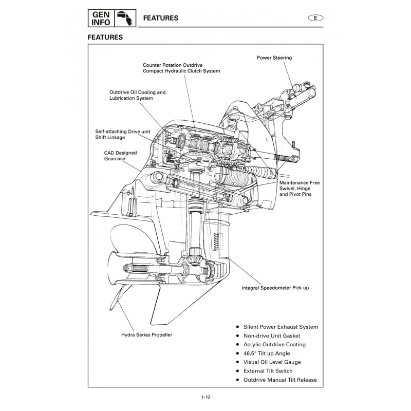 Manuel Yamaha De Dhd Std Service Manual