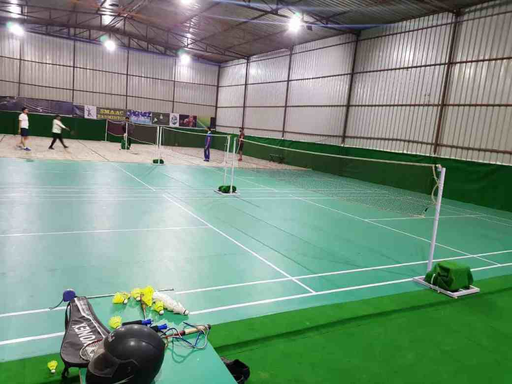 Image result for Fitso Badminton Center
