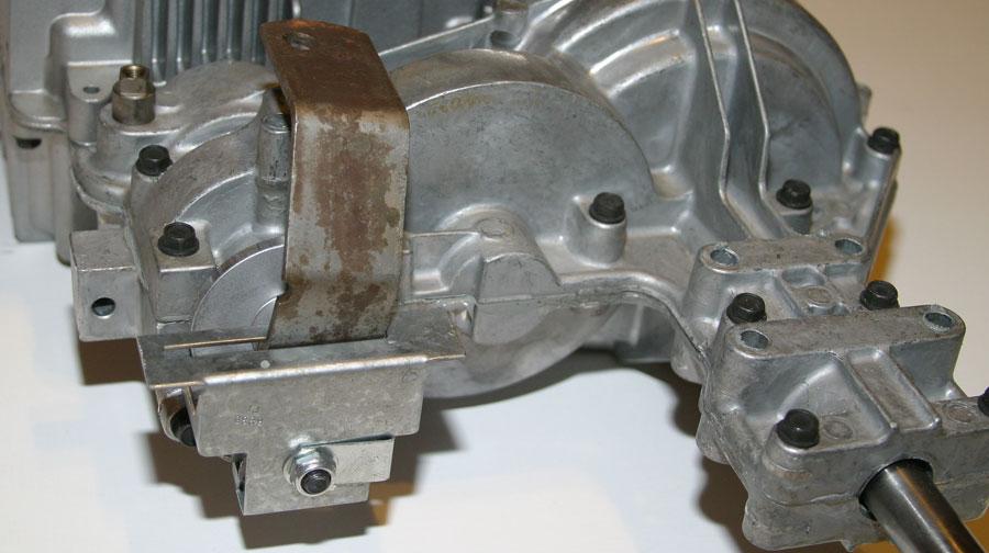Murray Transaxle Repair